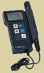 KVD150 digitális kijelzésű hő és páratartalom mérő, külső érzékelővel