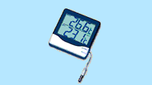 Low cost thermometers